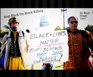 Stop Black Killing